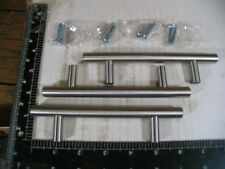 "Four (4) Stainless Steel Handles(1/2""dia. X 6"" long) Protrude out 1-3/8"" w/bolts"