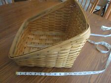 Longaberger 2000 Book Keeper Basket