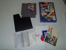 Disney's DuckTales DUCK TALES 2 NINTENDO LISTING 240 COMPLETE NES SNES GAMES