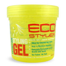 [ECO STYLER] PROFESSIONAL STYLING GEL MAX HOLD COLORED HAIR 16OZ YELLOW