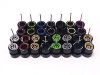 1:64 plastic tires Comold series - fit Tomica Hot Wheels MXB diecast - 15 sets