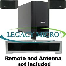 Bose 321 GS SeriesII 2.1 Ch DVD Home Theater System - No Remote FREE SHIPPING