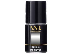 SNB Manicure Pedicure Nail Care Softener Cuticle Remover Liquid 14 ml