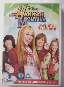 67726 DVD - Hannah Montana Life's What You Make It [NEW / SEALED]    BUA007
