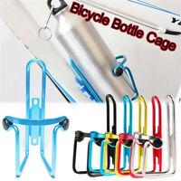 1/2PCs Aluminum Alloy Bike Bicycle Cycling Drink Water Bottle Rack Holder Cage