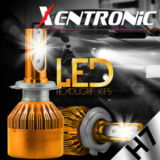 XENTRONIC LED HID Headlight kit H7 6000K for Jaguar Super V8 2005-2009