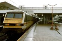 PHOTO  CLASS 82 LOCO NO 82128 86209 LEADING AT COVENTRY 1996