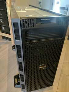 Dell T630 Server E5-2620 V3 DDR4 32GB h730 server 2012 r2 datacenter  1.5tb