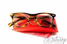 Ray Ban Eyeglasses-RB 5317 5385 STRIPPED GREE