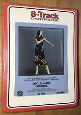 SEALED Emmylou Harris - Evangeline 8-Track Cartridge Tape WB M8 3508 1981 CCR