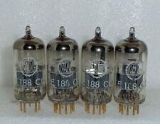 1 + neue Röhre E188CC 7308 (E88CC CCa) Valvo Philips  (807026)