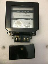 Contatore Elettrico kWh Monofase 10-40A Costruttori Associati Meridionali