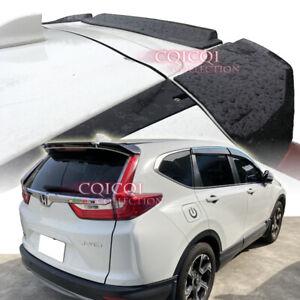 Gloss Black HONDA 2017~2020 CRV CR-V 3PCS M type roof spoiler ◎