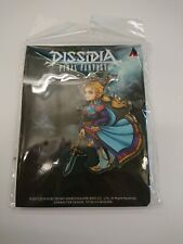 Edgar - Final Fantasy Dissidia Keyring Keychain - BRAND NEW - Official