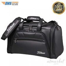 New Titleist Boston bag duffel bag Ajbb 72 Men's Ajbb 72-Bk black From Japan