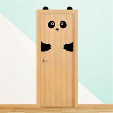 Removable Cute Panda Wall Sticker Decals Vinyl Art DIY Home Door Decor QK