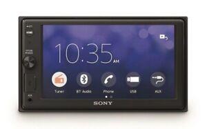 "SONY XAVAX1000 6.2"" Apple CarPlay Receiver with Bluetooth"