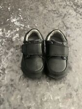 Stride Rite SRT Ross Toddler Boys Black Dress shoes  Size 4XW/Black