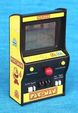 RARE Classic Arcade PAC-MAN (NAMCO, Game Watch style). HANDHELD, A Small Jewel!