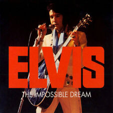 ELVIS PRESLEY - THE IMPOSSIBLE DREAM - 2004 FTD Import CD - MINT & Sealed