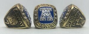 1986 Denver Broncos AFC Championship REPLICA Ring ELWAY Size 11 **SHIPS TODAY**