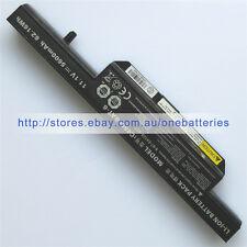 New genuine 6-87-C480S-4P4 battery for CLEVO W27xH B4100M W251BUQ W255HP W150HRQ