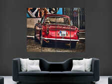 MASERATI 3500 GT VINTAGE CAR GIANT WALL POSTER ART PICTURE PRINT LARGE HUGE