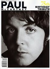lcw Conde' Nast Special Edition Magazine Paul McCartney 75th Tribute 2017 96p