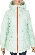 2011 NWT NIKE 6.0 VASHI DOWN JACKET WOMENS filament green L $250 BRAND NEW