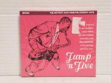 Jump n jive Mc NEELY / LOUIS PRIMA / BIG JOE TURNER / SLIM GAILLARD.. METRDCD540