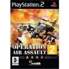 Operation Air Assault (Sony PlayStation 2, 2005) - European Version
