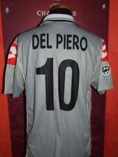 DEL PIERO JUVENTUS 2000-01 MAGLIA SHIRT CALCIO FOOTBALL MAILLOT JERSEY CAMISETA