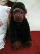 TY BEANIE BUDDY - CONGO THE GORILLA