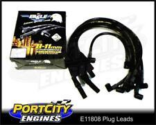 Eagle Spark Plug Leads Holden V8 11mm Kingswood VB WB Socket Type E11808