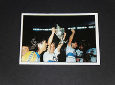 N°81 FINALE COUPE 1989 OLYMPIQUE MARSEILLE OM FOOTBALL PANINI 1899-1999 100 ANS