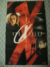 The X Files Magazine Poster