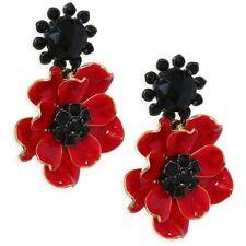 Kate Spade Precious Poppies Drop Earrings M76