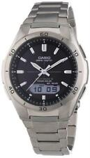 Casio Mens WVAM640TD1AER Titanium Wave Ceptor Solar Quartz Wrist Watch