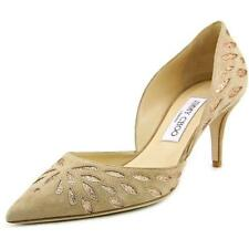 Jimmy Choo Suede Pumps, Classics Heels for Women