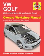 Volkswagen Car Service & Repair Manuals 2016