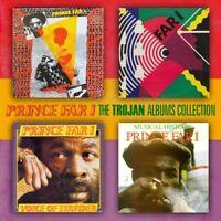 PRINCE FAR I - THE TROJAN ALBUMS COLLECTION (4 ALBUMS+BONUS)  2 CD NEUF