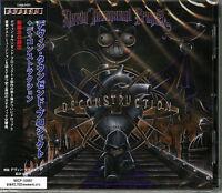 DEVIN TOWNSEND PROJECT-DECONSTRUCTION-JAPAN CD F75