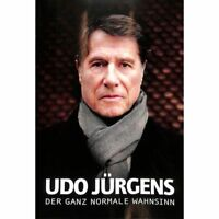 Udo Jürgens : Der ganz normale Wahnsinn Songbook Klavier/ Gesang/ Gitarre Noten
