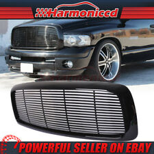 Fits 02-05 Dodge Ram 1500 03-05 Ram 2500 3500 Mesh Front Grille ABS