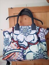 Ted Baker Large Floral Tote Bag **Used Condition... Please Read**