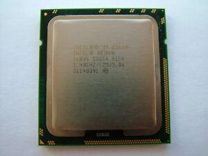 Intel Xeon E5620 / 2,4 GHz  /12M / 5,86 GT/s  Prozessor