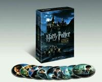 Harry Potter : Complete 8-Film Collection (DVD, 2011, 8-Disc Set) Fast shipping