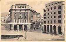 336) TRIESTE ARCHITETTURA FASCISTA, PIAZZA OBERDAN.