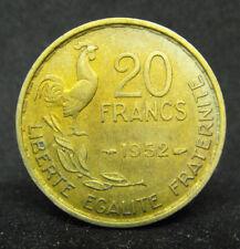 France 20 Francs 1952    #852