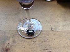 wine Glass charm spider Handmade Goth Halloween Cute